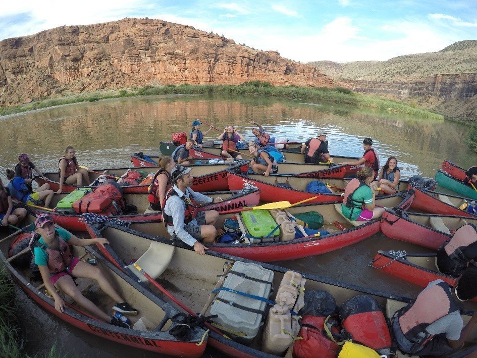 Olathe Raft Overnight with CCA – Youth Outdoor Network