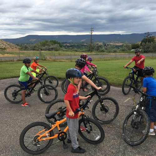 Nature Connection - Learn to Bike